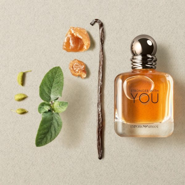 Parfum Stronger With You