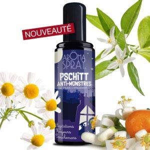 Aromaspray Pschitt anti-monstres