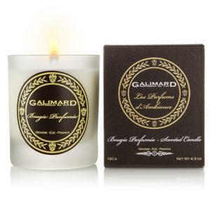 Bougie parfumée Galimard