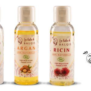 Les huiles de Balqis