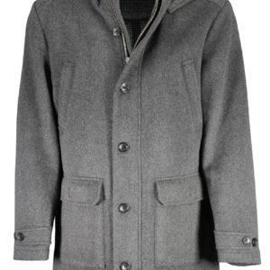 Manteau homme gris Gant