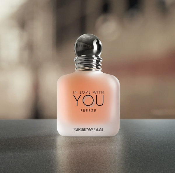 Parfum Armani In Love You Freeze