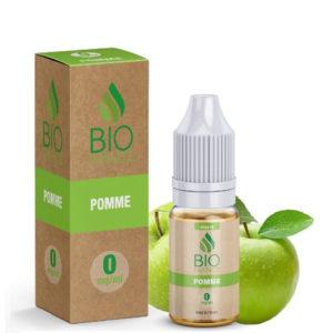 E liquide pomme Bio France