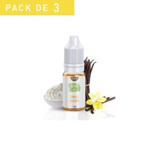 Vanille Custard Ma Vape Bio - e-liquide français